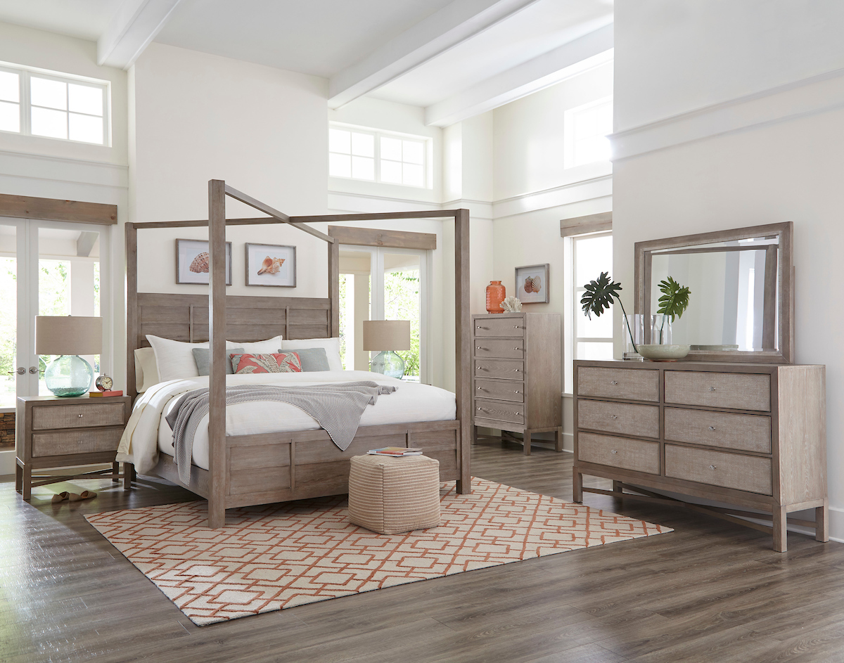 4 Simple Bedroom Design Ideas - Hunter's Furniture